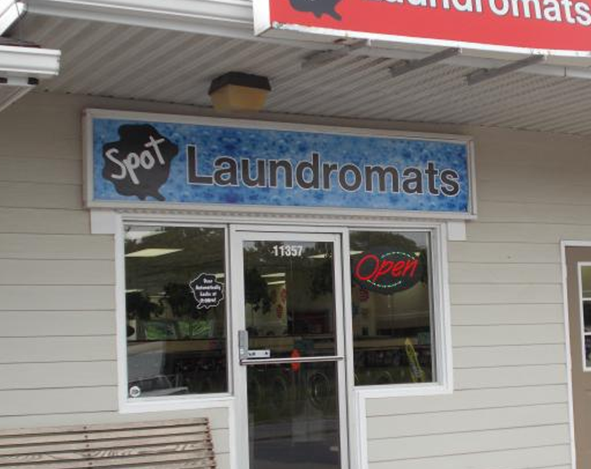 College Plaza Spot Laundromat