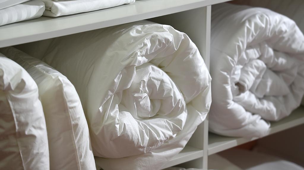 Washing Large Items Tip