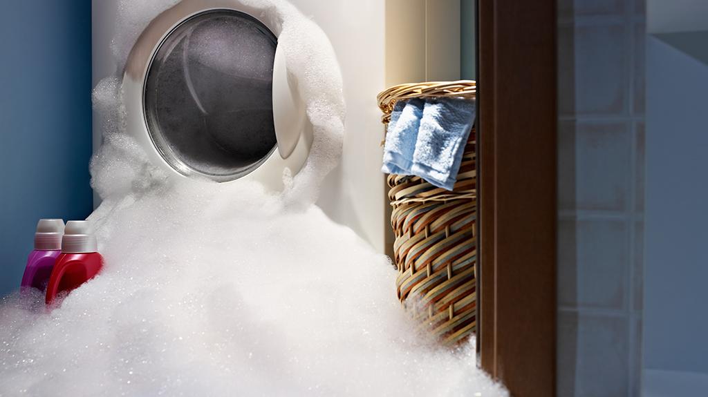 Amount of Detergent