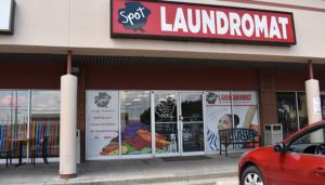 East Street Laundromat Exterior