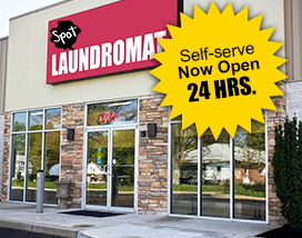 salem ave, Hagerstown, MD, laundromat, store front, dry cleaning, drop off, wash, dry, fold