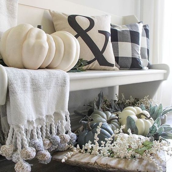 cozy blankets for fall