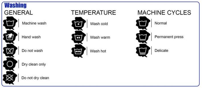Spot laundromat cozy blanket care instructions