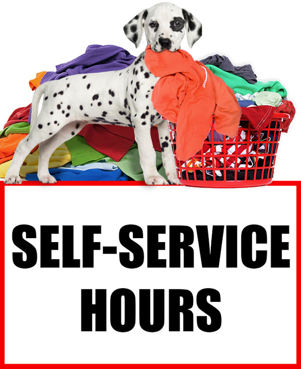 Self-service Spot Laundromat Hours of Operation