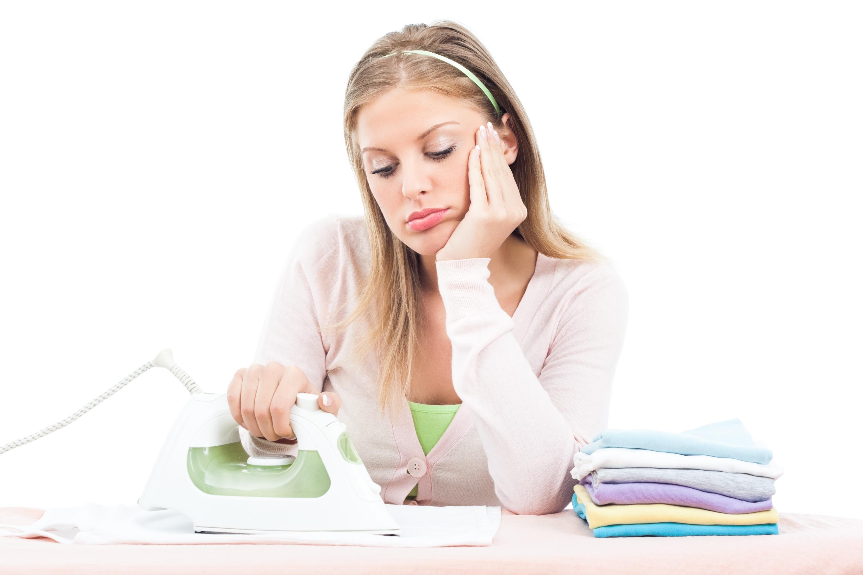Ironing – 5 Ways To Say No