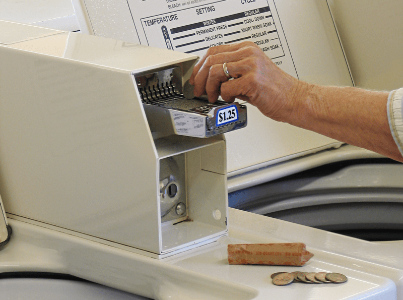 Coin Laundry Card Laundromat An Easier Way To Pay