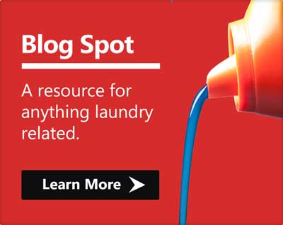 Blog Spot a resource for anything laundry related, Learn More