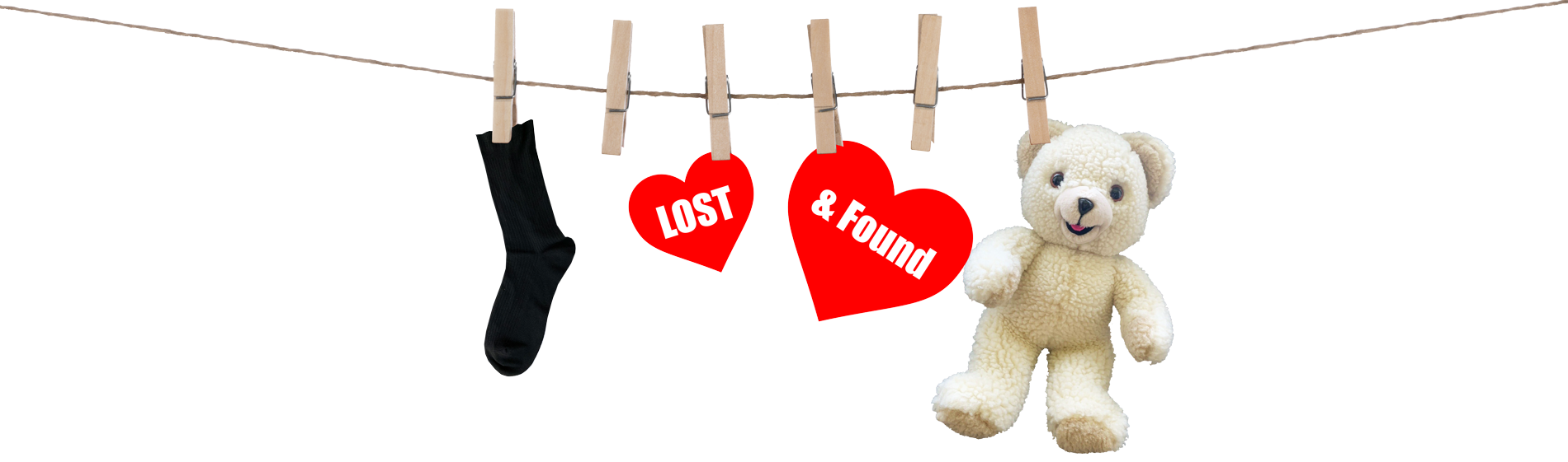 Spot's Lost and Found page