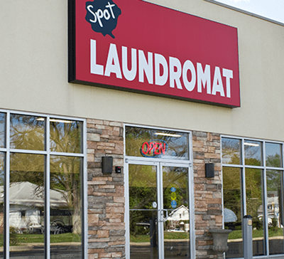 3 convenient drop off wash dry fold locations