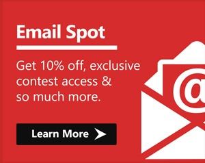 email spot signup. Click to sign up
