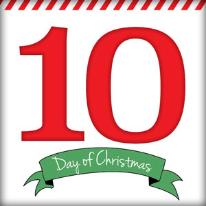 10th Day of Christmas Contest
