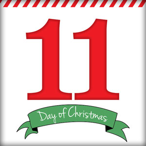 11th Day of Christmas Contest