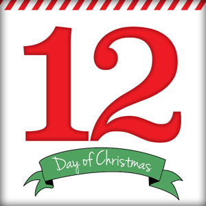 12th Day of Christmas Contest