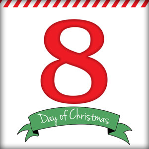 8th Day of Christmas Contest