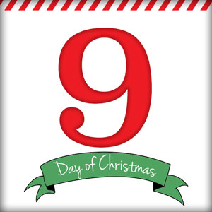 9th Day of Christmas Contest