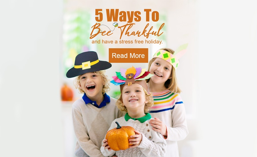 5 Ways to be thankful during this Thanksgiving Holiday season Thanksgiving 2020