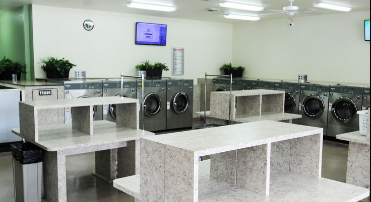 spot laundromat virginia avenue hagerstown md interior view