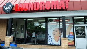 Spot Laundromat Virginia Avenue exterior photo