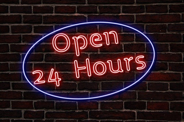 COVID Safe laundromat open 24 hours Spot laundromat salem avenue