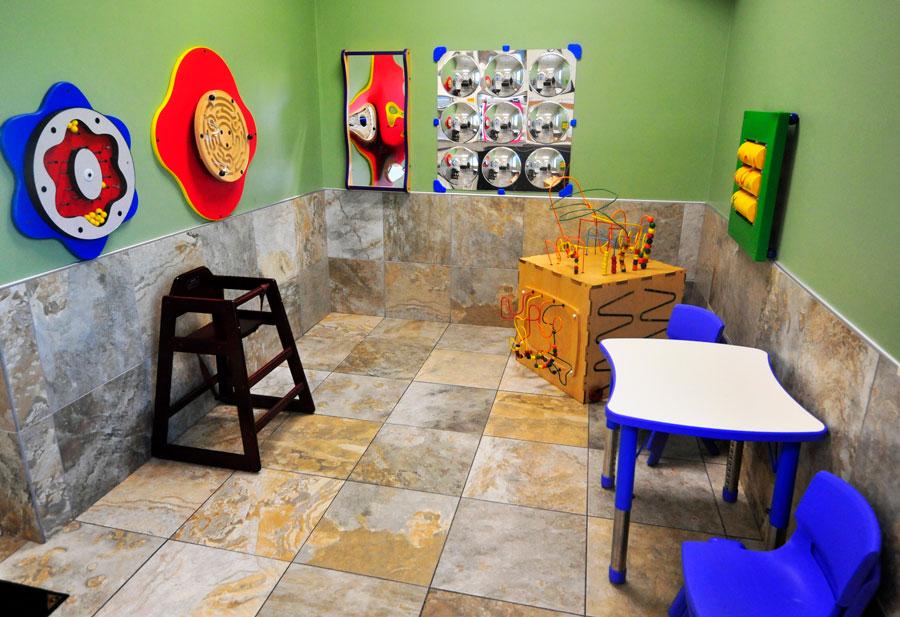 martinsburg Spot laundromat children's play area