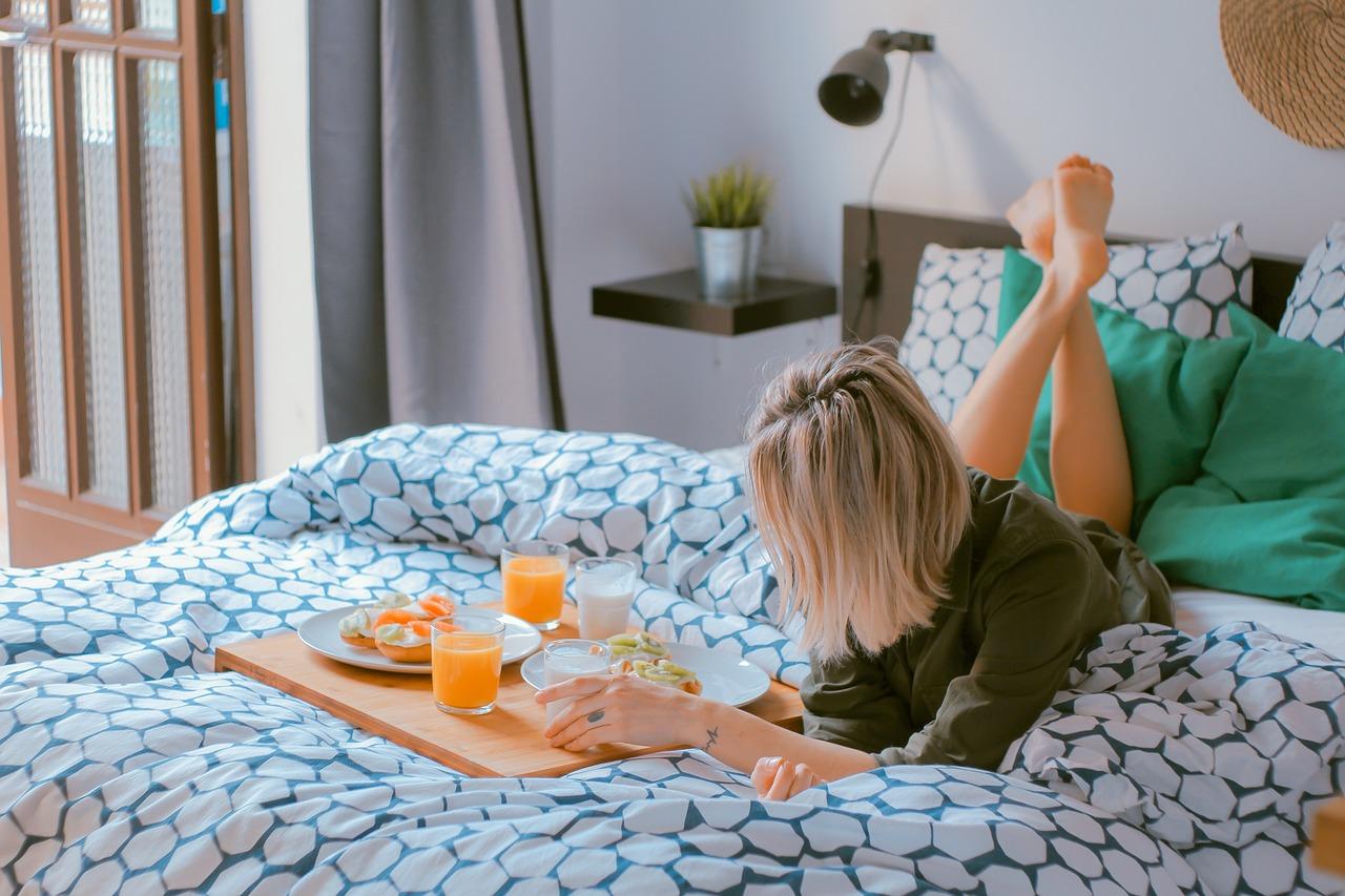 How often should I launder bed sheets?