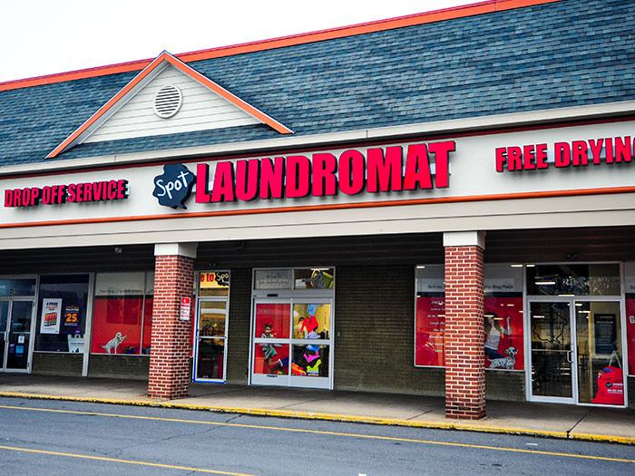 Spot Laundromat Southgate, Chambersburg, PA Exterior