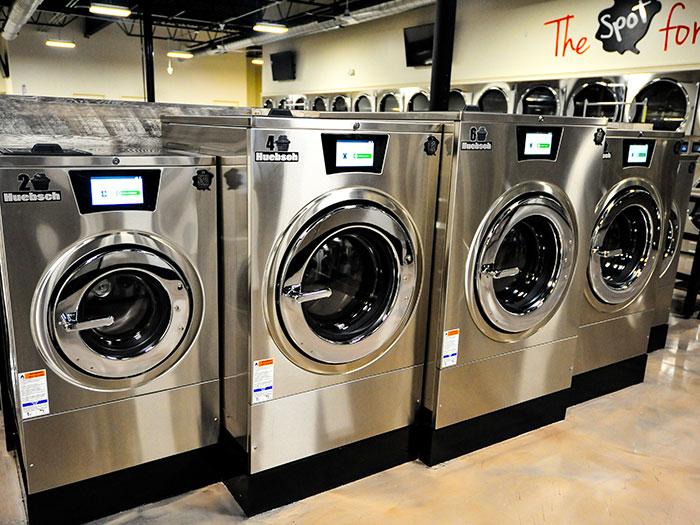 Spot Laundromat Chambersburg, PA washers