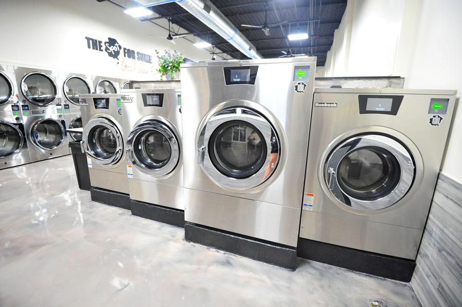 spot laundromat Front Royal, VA washing machines